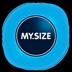 MY-SIZE Logo | Namox - Ihre Amazon SEO Agentur