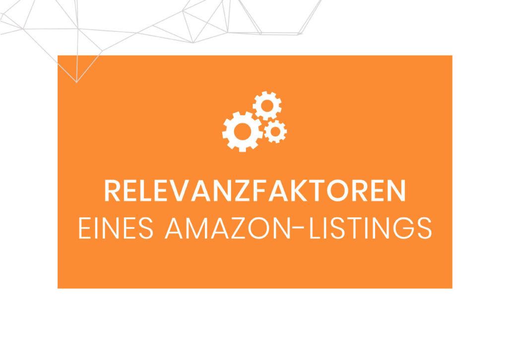 Newsbeitrag - Amazon Relevanzfaktoren