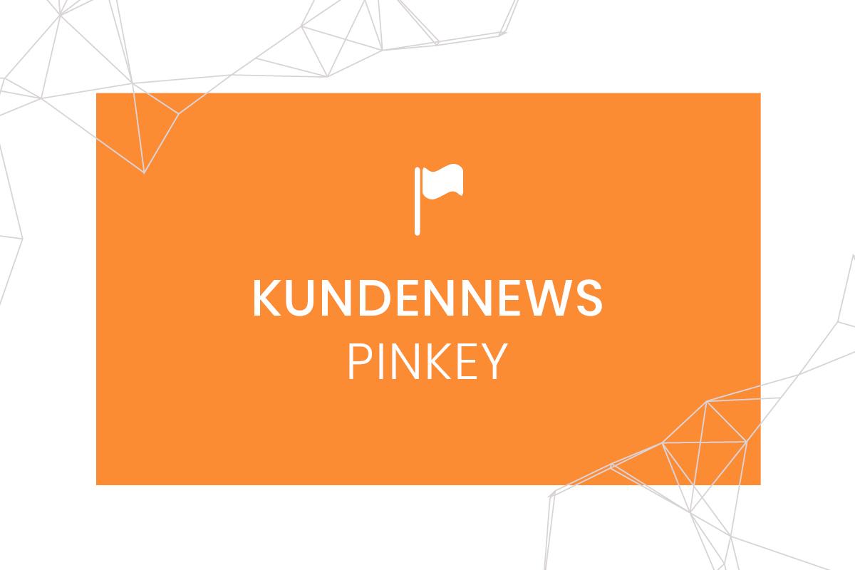 Namox Kundennews PinKey