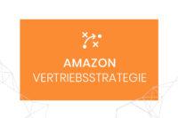 Amazon Vertriebsstrategie - Beitragsbild