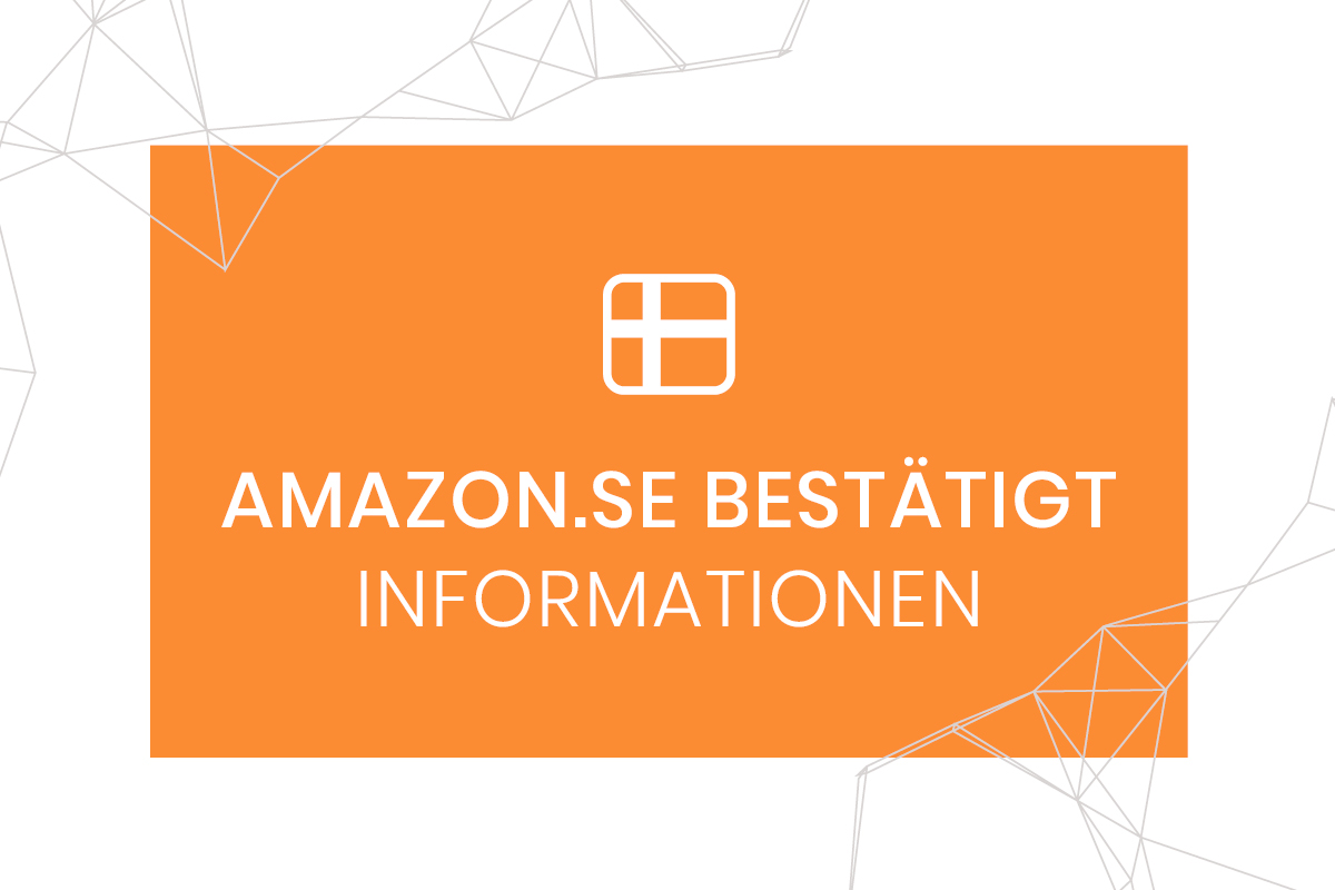 Amazon Schweden - Beitragsbild