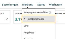 Anleitung A+ Content erstellen - Seller Central
