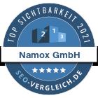 Namox auf seo-vergleich.de
