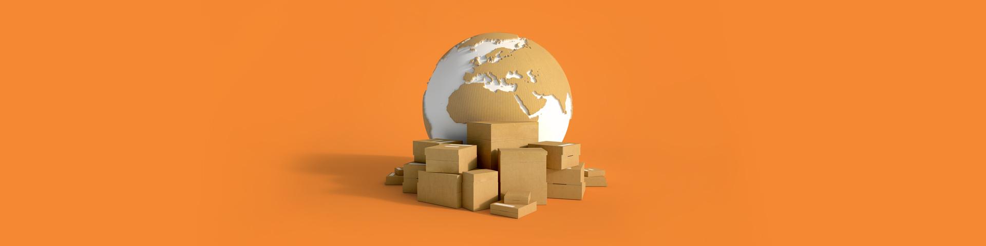 Amazon International - Headerbild