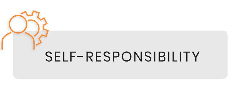 Values Namox - Self-Responsibility