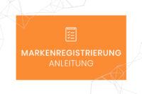 Amazon Markenregistrierung - Headerbild