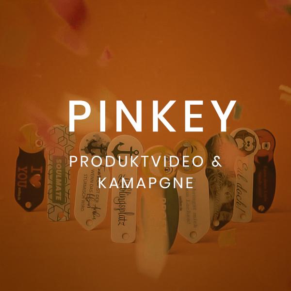 Videografie Referenz PinKey