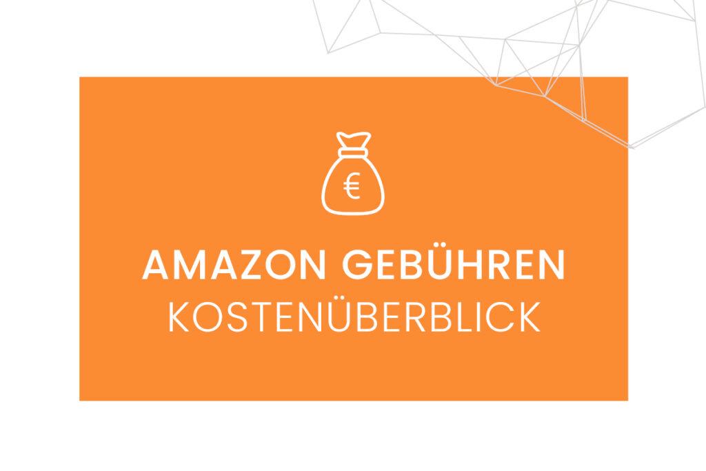 Amazon FBA Gebühren - Beitragsbild